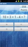 Math Brain Game Pro screenshot 2/6