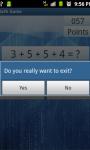 Math Brain Game Pro screenshot 5/6