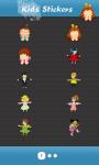 Kids Theme -Cute Stickers screenshot 1/5