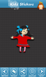 Kids Theme -Cute Stickers screenshot 2/5