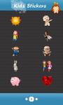 Kids Theme -Cute Stickers screenshot 4/5