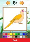 Birds Coloring App screenshot 3/6