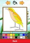 Birds Coloring App screenshot 4/6