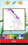 Birds Coloring App screenshot 6/6