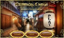 Free Hidden Object Game - Crimson China screenshot 1/4