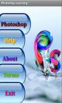 Photoshop Learning screenshot 2/4