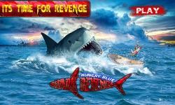 Hungry Blue Shark Revenge screenshot 1/3