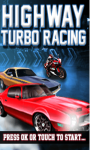 Highway Turbo Racing-free screenshot 1/1