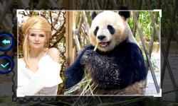 Wild Animals Photo Frames screenshot 5/6