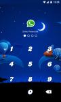 Aliean Applock Theme screenshot 1/3