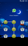 Aliean Applock Theme screenshot 2/3