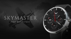 Skymaster Pilot Watch Face regular screenshot 4/6