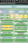 go6 MLB NL Players Quiz screenshot 2/3