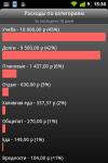 Costs screenshot 4/4