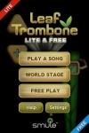 Leaf Trombone: Lite & Free screenshot 1/1