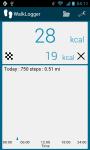 WalkLogger pedometer screenshot 3/4