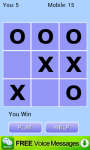 TicTac Toe Game screenshot 1/3