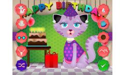 Kitty Cat Dress up - Pet Salon Games screenshot 3/5