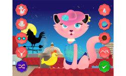 Kitty Cat Dress up - Pet Salon Games screenshot 5/5