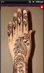 Mehndi Designs Bridal Mehandi screenshot 2/3