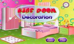Kids Bedroom Decoration screenshot 1/4