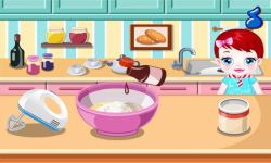 Baby Chef-Marzipan Cookie screenshot 3/4