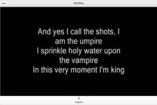 Videoke Sing-Along Top100 Vol5 screenshot 2/4
