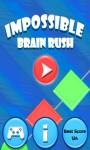 Impossible Brain Rush screenshot 1/4