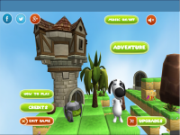 Max 3D Platform Adventure screenshot 1/3