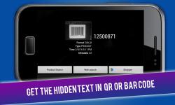 Free QR and Bar code scanner reader screenshot 3/3