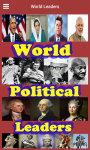 World Political Leaders screenshot 1/4