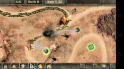 Defense Zone HD real screenshot 3/6