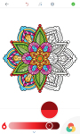 Mandala Coloring Pages for Adults screenshot 3/6