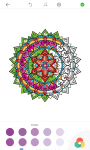 Mandala Coloring Pages for Adults screenshot 4/6