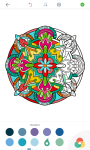Mandala Coloring Pages for Adults screenshot 6/6