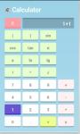 Calculator V1 screenshot 2/3