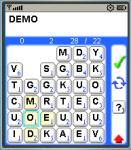 WordMaster V1.01 screenshot 1/1