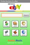 Pocket Auctions eBay screenshot 1/1