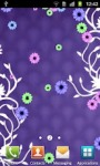 Falling Flowers  live wallpaper screenshot 1/5