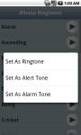 iPhone Ringtones - Good Quality screenshot 2/3