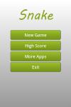 Snake Android screenshot 1/1