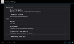 TextHelper screenshot 4/4