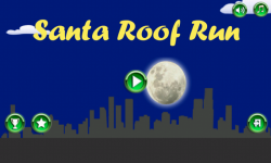 Santa Roof Run screenshot 1/4