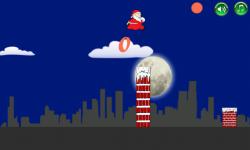 Santa Roof Run screenshot 3/4