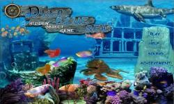 Free Hidden Objects Games - Deep Blue Sea screenshot 1/4