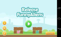Release Funny Aliens screenshot 1/6