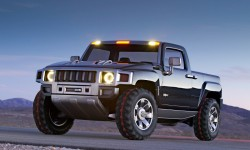 Hummers Muscle Cars HD Wallpaper screenshot 2/6