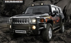 Hummers Muscle Cars HD Wallpaper screenshot 6/6