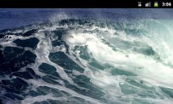Ocean Waves - Live Wallpaper screenshot 2/4