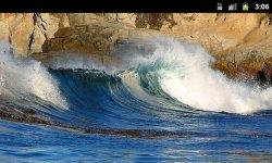 Ocean Waves - Live Wallpaper screenshot 3/4